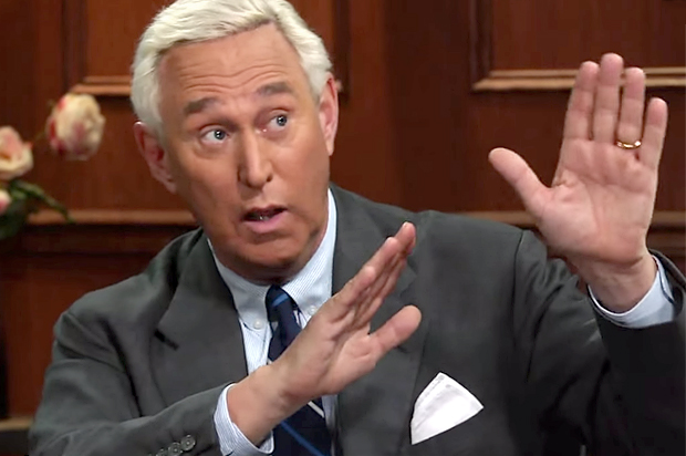 Roger Stone Unleashed: 'Comey should be indicted'…