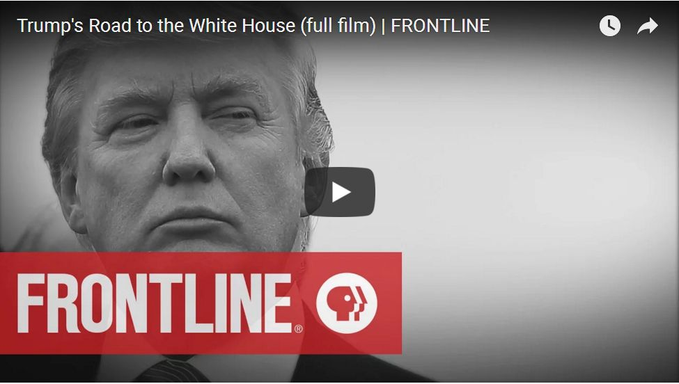 FRONTLINE: HOW TRUMP DEFIED THE ODDS