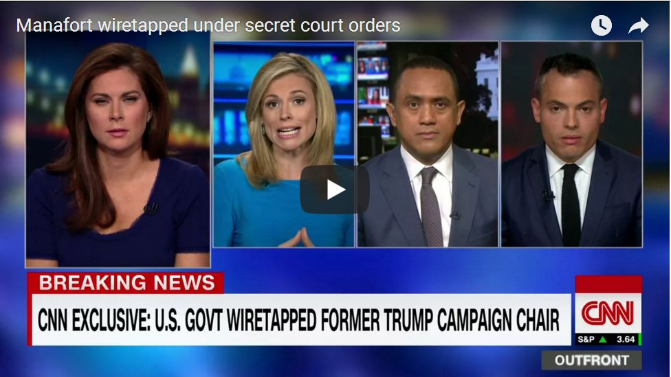 TRUMP PROVED RIGHT ABOUT WIRETAPPING