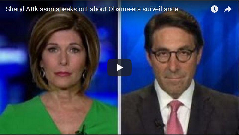 ATTKISSON: OBAMA ADMIN SPIED ON ME AT CBS
