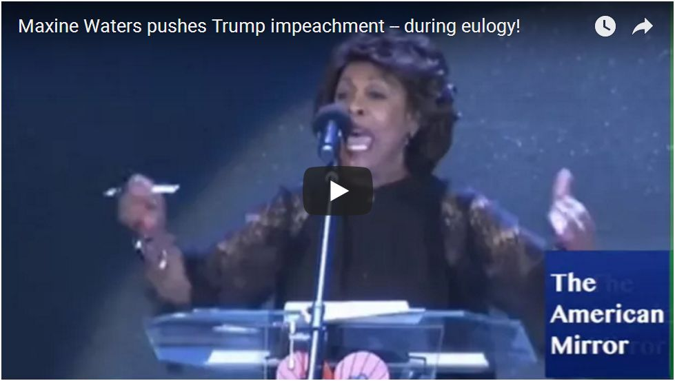 THIS IS A NEW LOW – EVEN FOR CRAZY AUNT MAXINE