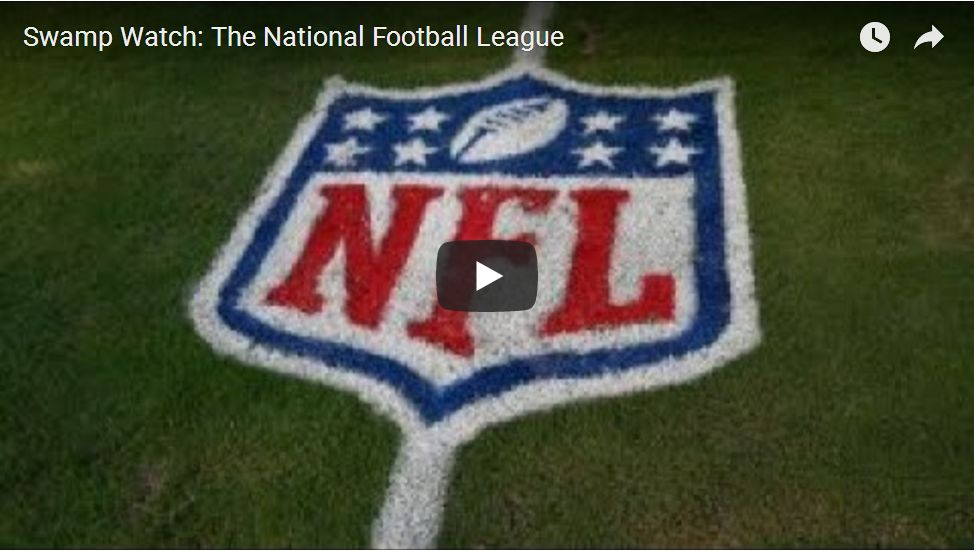 TAXPAYERS GETTING RIPPED OFF BY THE NFL