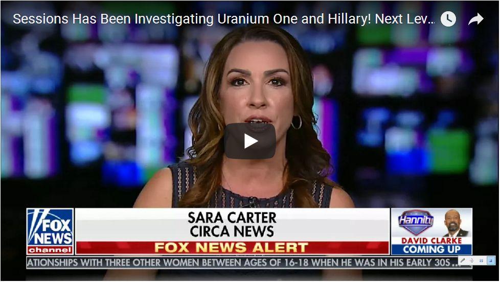 Sara Carter, Gregg Jarrett On Clinton Bombshell: Hillary Is Under Multiple Investigations…