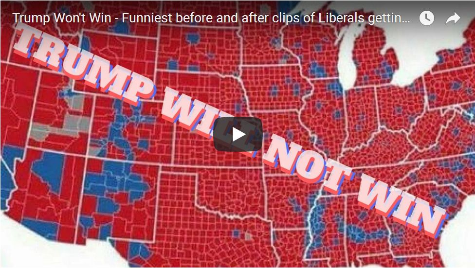 Anniversary: Here Are The Funniest Before And After Clips Of Trump's Landslide Victory…