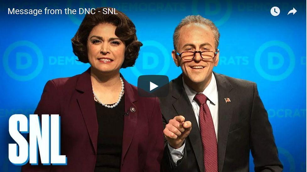SNL Finally Mocks Democrats And It's Hilarious…