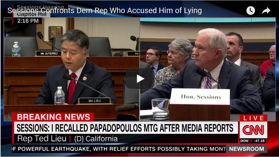 Ted Lieu Is An Arrogant Lying Punk…