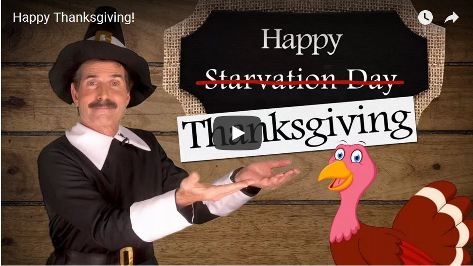 John Stossell: History Of Thanksgiving Proves Why Socialism ALWAYS Fails
