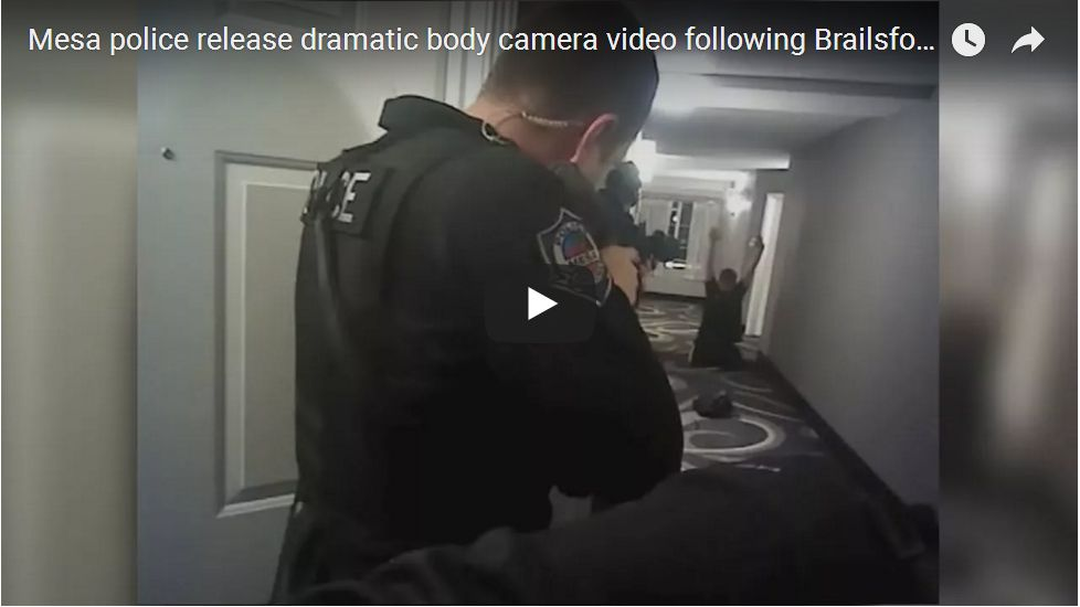 MUST SEE GRAPHIC VIDEO: Police Officer Executes Unarmed Daniel Shaver In Cold Blood…