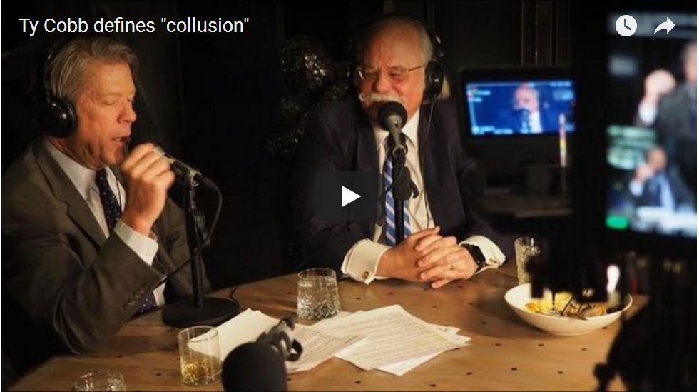 RARE INTERVIEW: Ty Cobb Discusses Mueller…