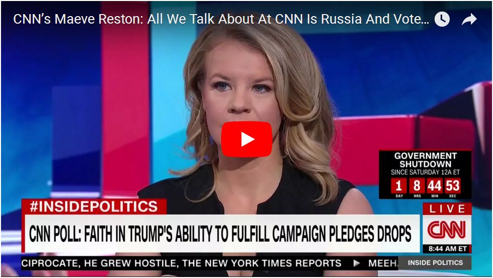 Hell Freezes Over At CNN… For 30 Seconds…
