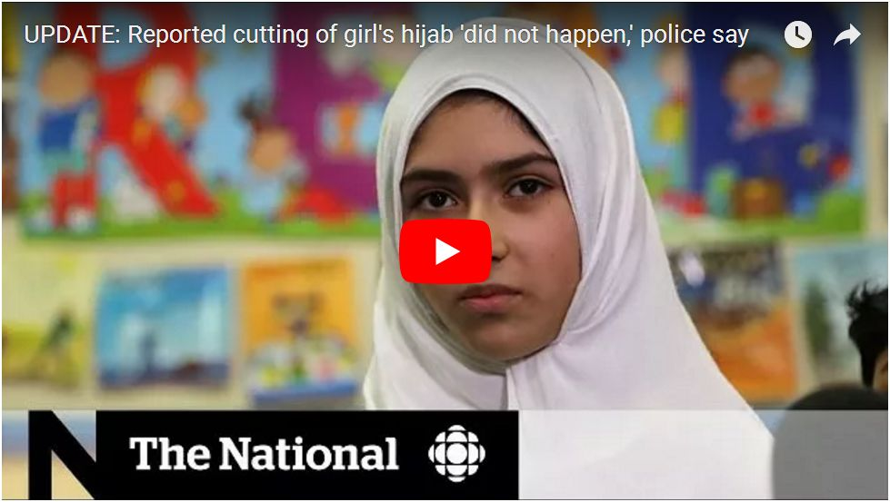 Muslim Hate Crime Exposed As Hoax: Tell Me Lies, Tell Me Sweet Little Lies…