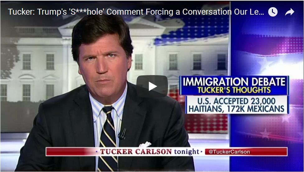 Tucker: Politicians Hide The Truth On Immigration