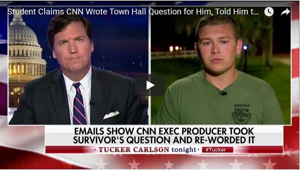 Colton Haab Names Gun Grabbing CNN Producer…