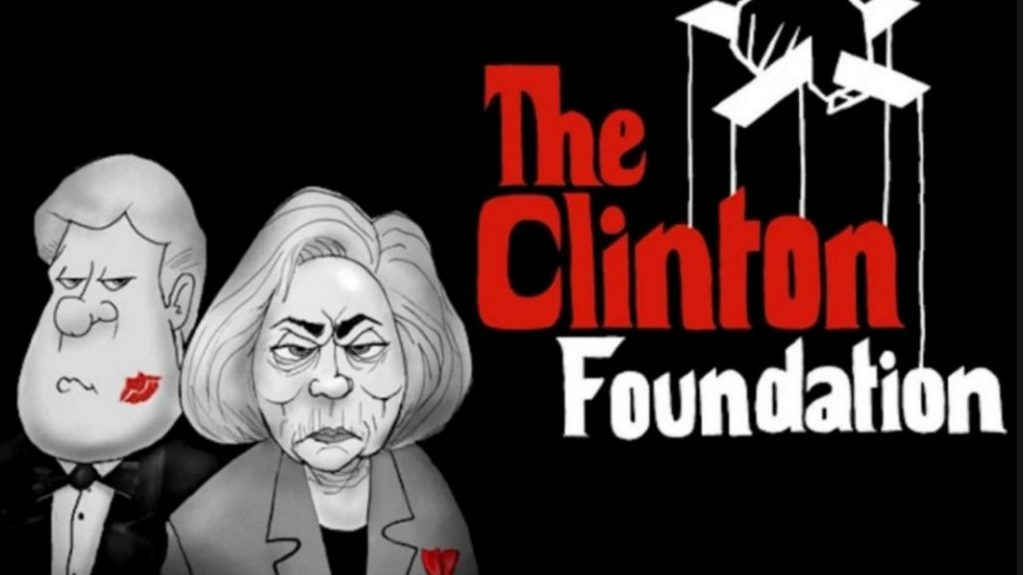 CIA Officer Exposes Clinton Foundation Fraud…