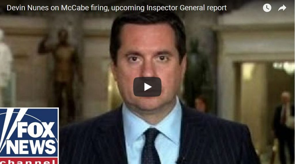 Devin Nunes Discusses ObamaGate With Hannity