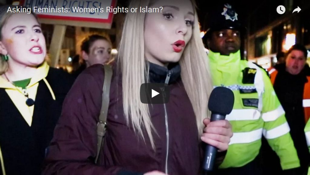 Lauren Asks Feminists: Women's Rights Or Islam?