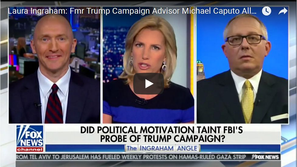 Caputo Drops A Bomb: 'This Is Just The Beginning'