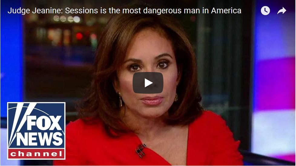 'Sessions Is The Most Dangerous Man In America'…