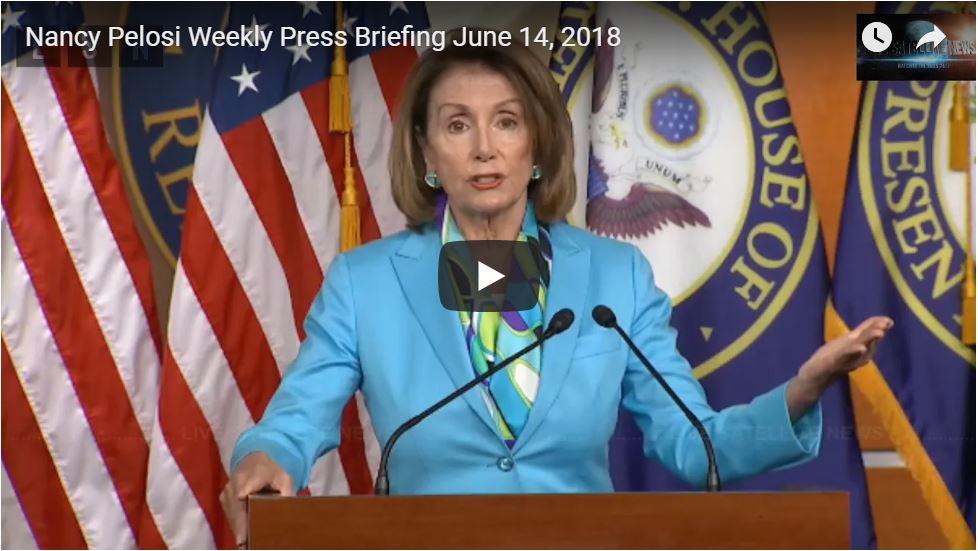 Pelosi encourages revolt against U.S. Govt…