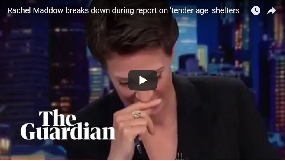 Maddow Might Win An Oscar For This Nonsense…