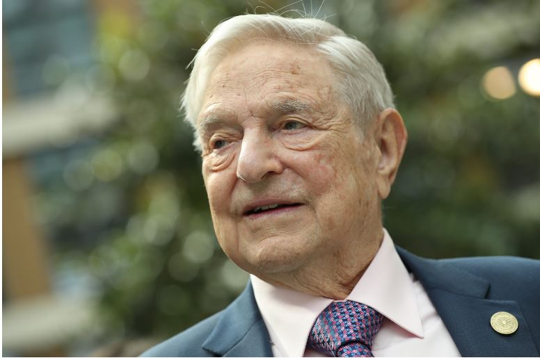Looky Here – Soros Operative Tied To Fusion GPS…