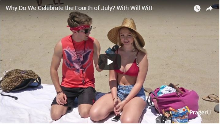 Citizens Have No Idea Why We Celebrate July 4th