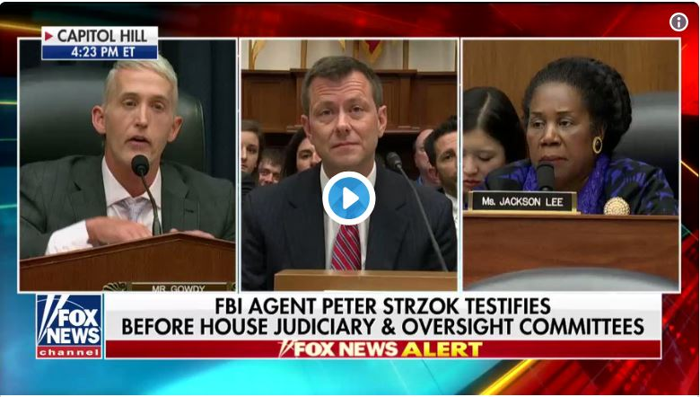 Testy Exchange With Gowdy…