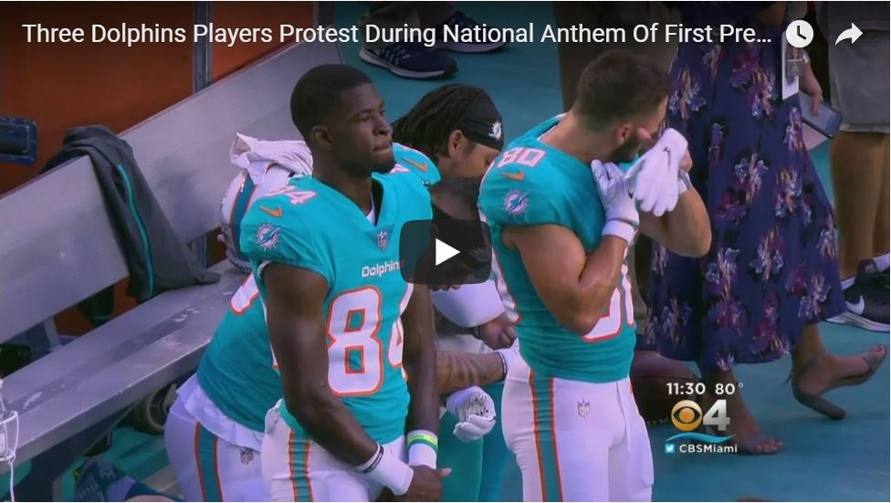 NFL Kneeling Takes Center Stage; Trump Blasts…