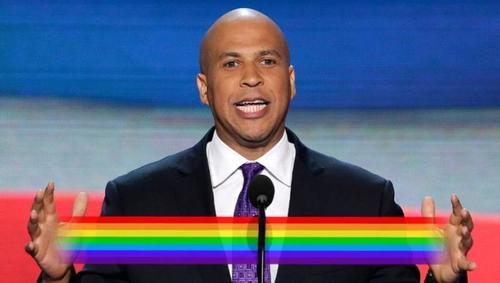 Cory Booker Accused Of Sexual Assault On Man In Restroom … 'Allegations Credible'