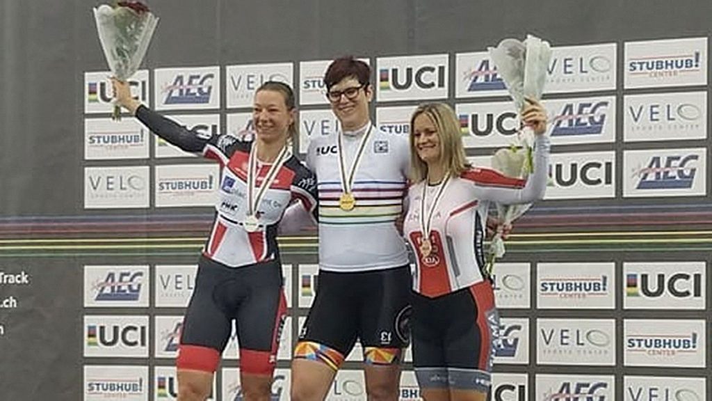 Transgender Man Wins WOMEN's Cycling World Championship … All PC Hell Breaks Loose