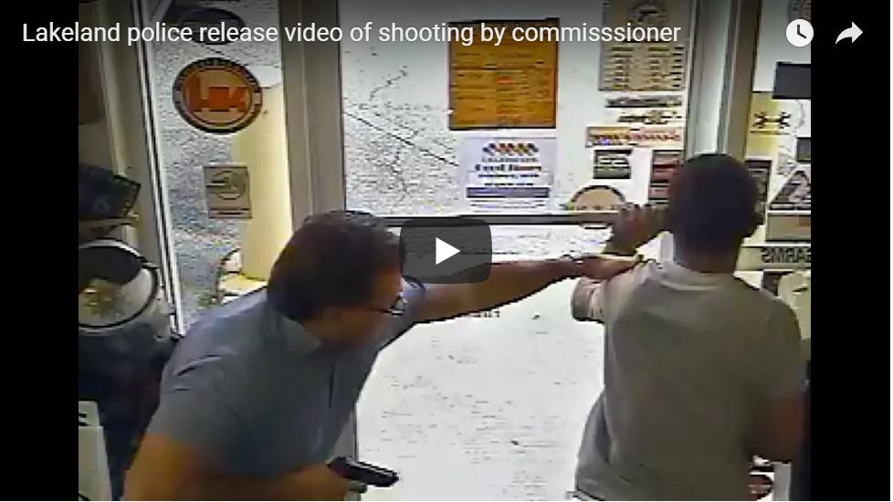 CAUGHT ON TAPE: Store Owner Shoots And Kills Homeless Shoplifter … You Decide