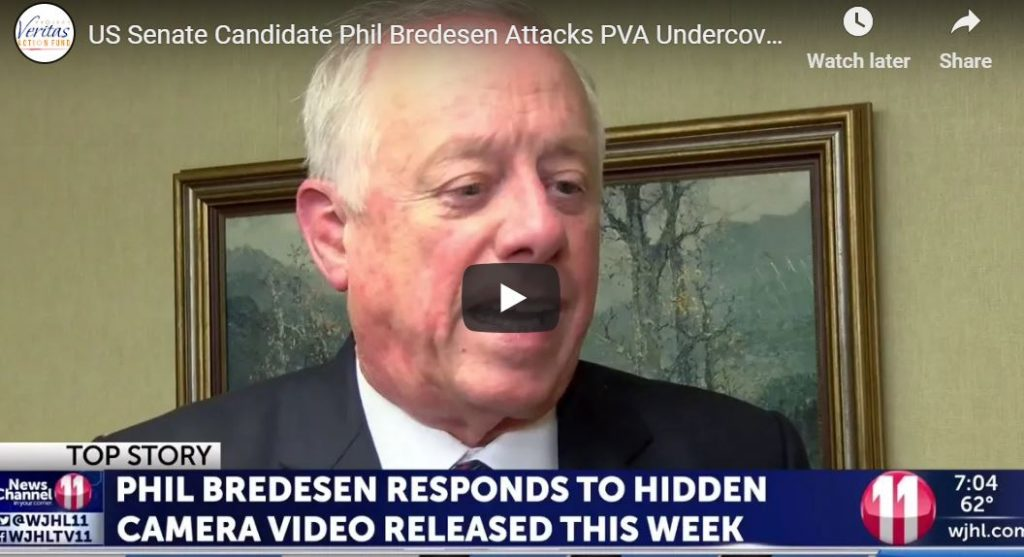 Phil Bredesen Responds Directly To O'Keefe…