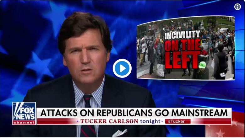 Tucker Carlson: The Verdict Is In … Let's Count The Ways The Left Hates America…