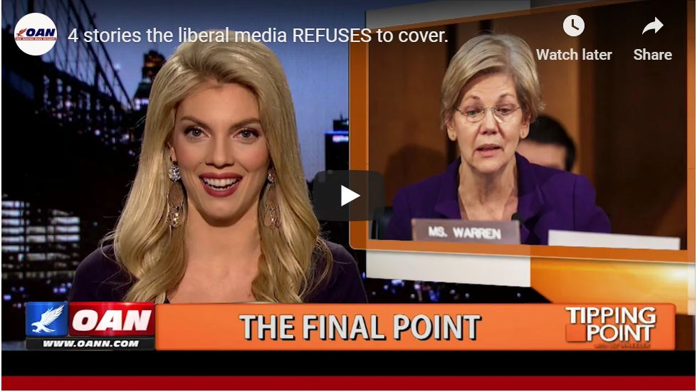 4 Stories Liberal Media REFUSED To Cover This Week, Including Massive DEM Voter Fraud!