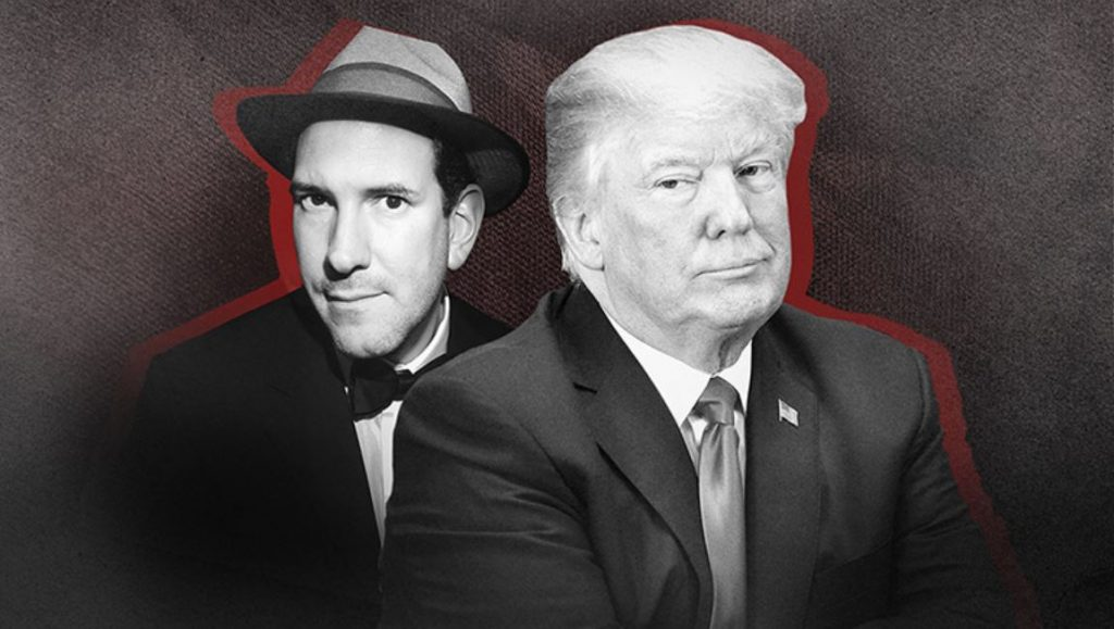WHAT THE HELL IS WRONG WITH MATT DRUDGE? … MAKES U-TURN ON PRESIDENT TRUMP