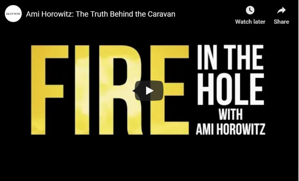 FANTASTIC VIDEO: Who's Paying For The Caravan?