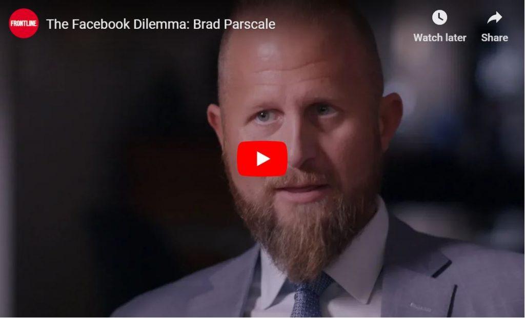 Brad Parscale Runs Circles Around LIB Reporter…