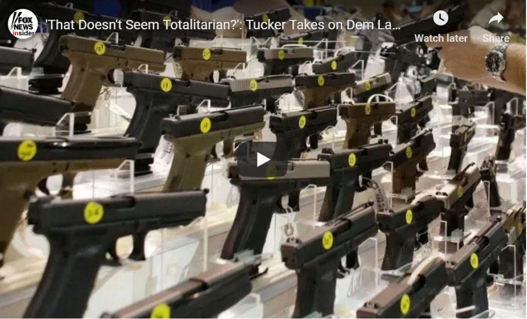 Insane Gun Proposal…