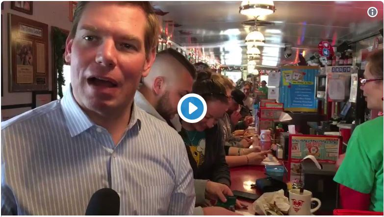 Lying And Delusional Eric Swalwell Wants To Be Your President In 2020, Threatens POTUS 45…