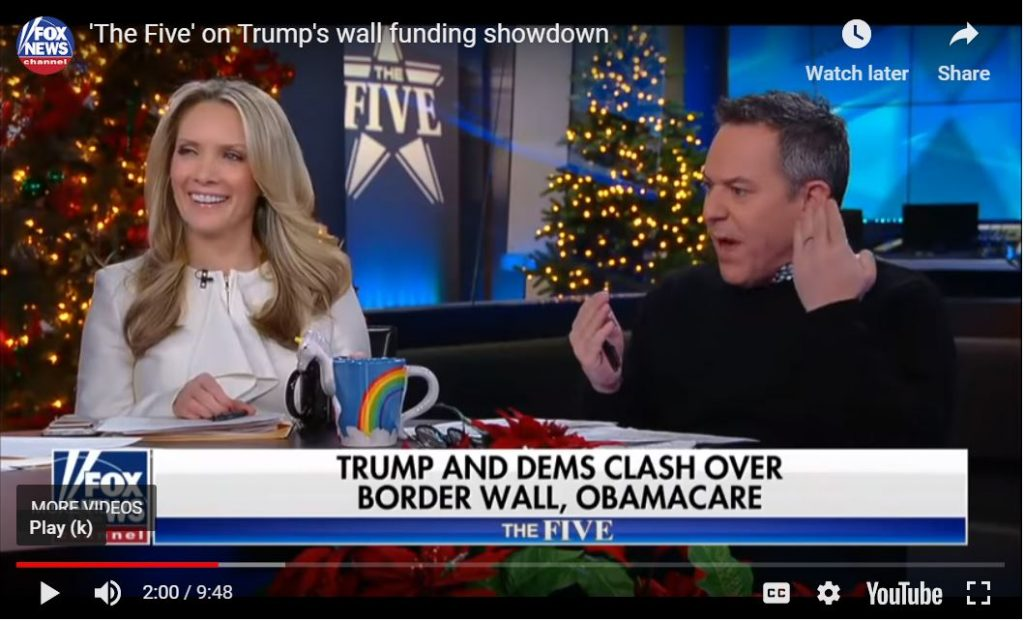 Greg Gutfeld – 'Democrats Need New Voters, And They Couldn't Care Less If They're Illegal'…