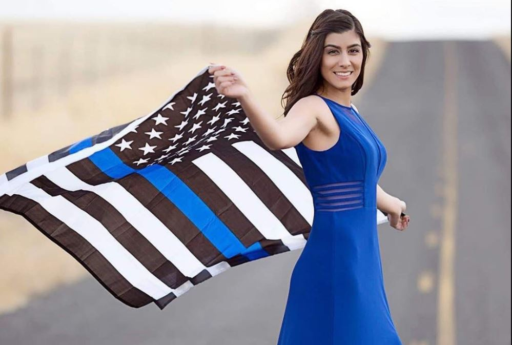 Beautiful Young Police Officer Shot Dead…