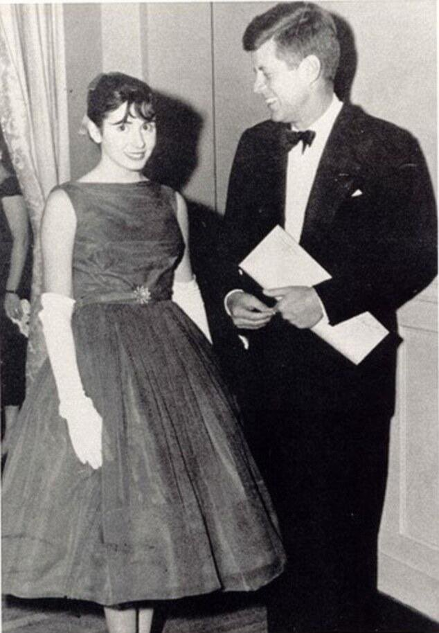 Did Pelosi Have Sex With JFK?