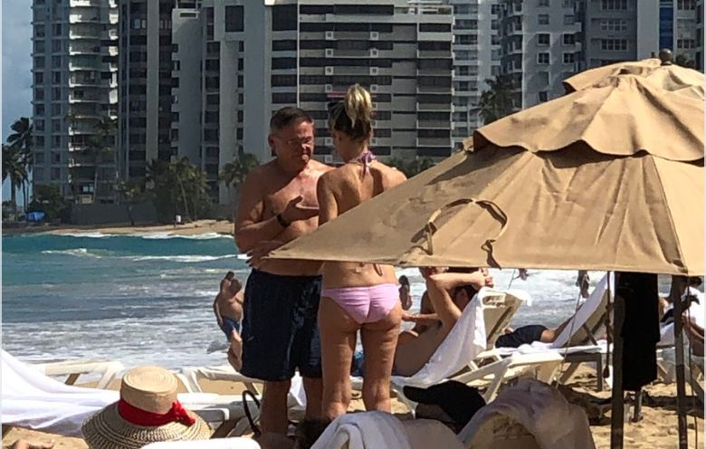 Democrats Party On The Beach With 109 Lobbyists…