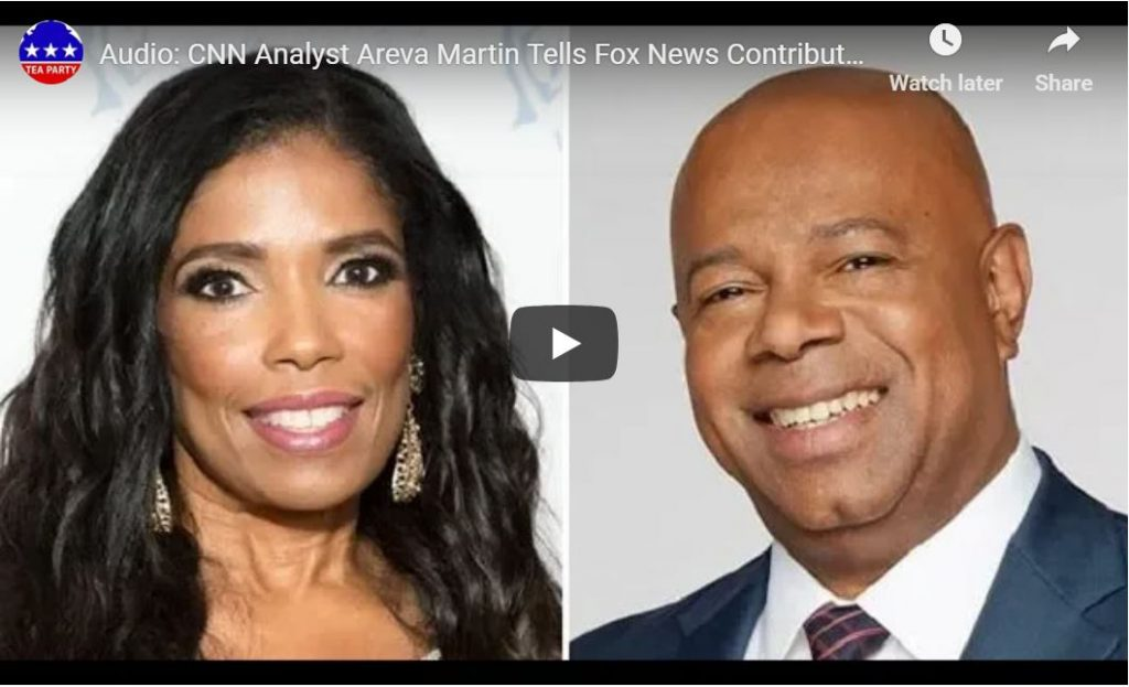 Hilarious Audio: CNN Lawyer Accuses David Webb Of 'White Privilege' Before Finding Out He's Black…