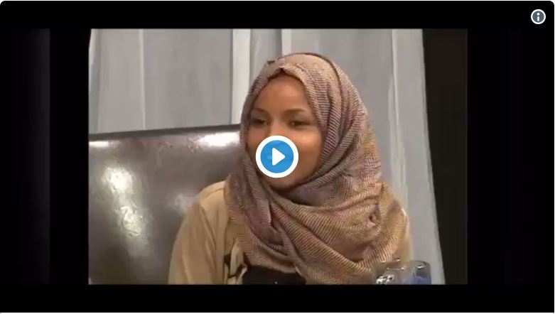 Ilhan Omar Giggles Joyously Discussing Terrorism…