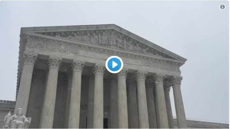 Check Out The SCOTUS Line To See Ruth Ginsburg…