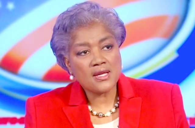 Donna Brazile Just Signed By Fox News…