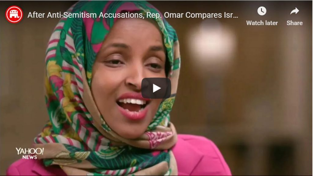 Ilhan Omar Video Dems Don't Want You To See…
