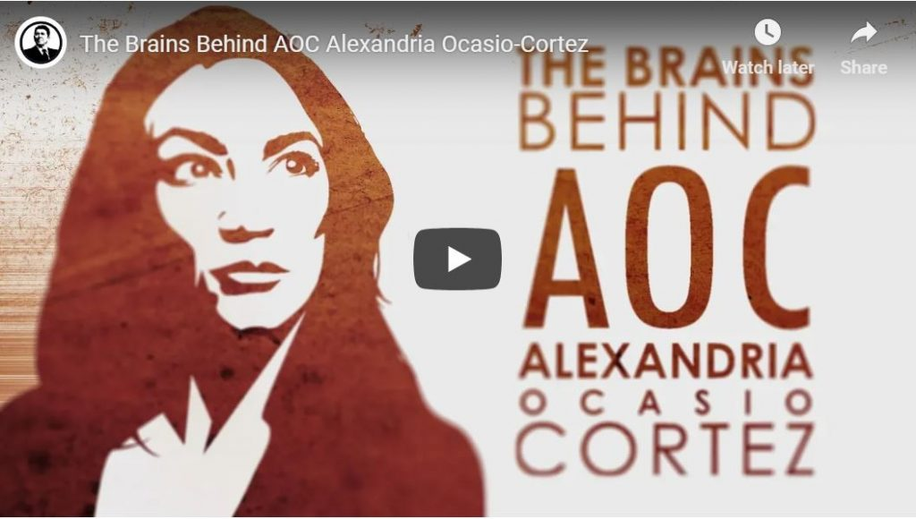 Justice Democrats: AOC's Puppet Masters Exposed