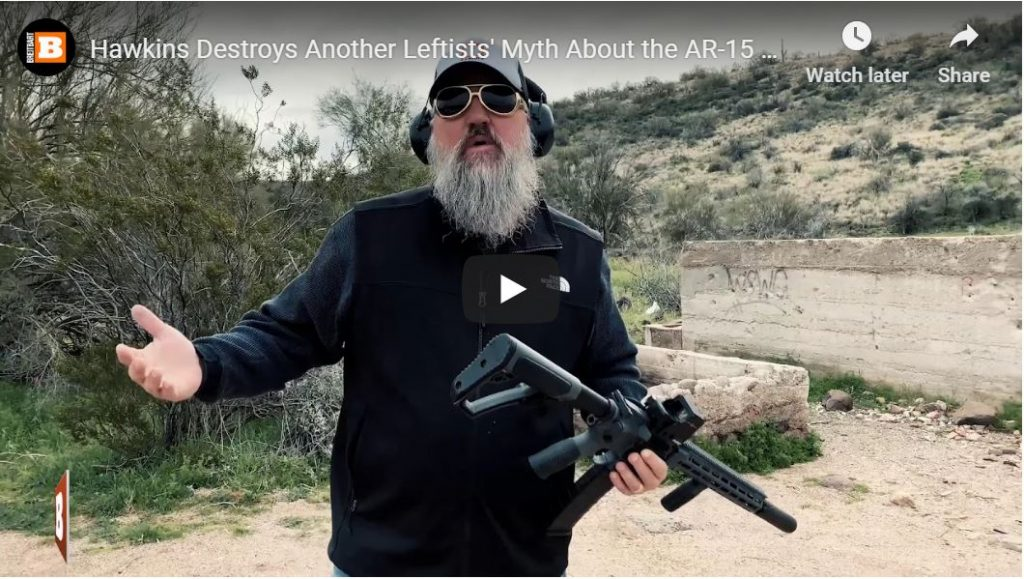 AR-15 Vs. Lever Action Rifle… Guess Who Wins